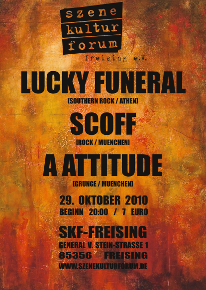 SKF-Lucky Funeral